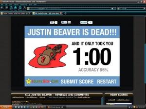 1 Bieber Fever