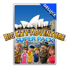 1 Big City Adventure Super Pack