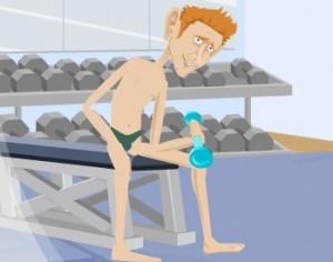 1. The Douchebag Workout