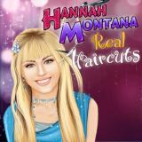 1.Hannah Montana Real Haircuts