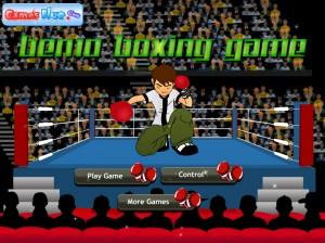 10 Ben 10 Boxing Game