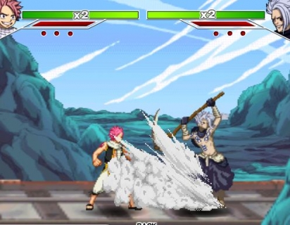 10. Fairy Tail Fighting