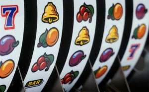 10.Slot Machine