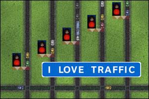 10I Love Traffic