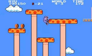 10Super Mario Brothers Crossover