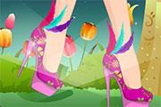 2.Fashion Shoes Design
