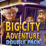 3 Double Pack Big City Adventure Deluxe