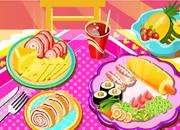 3.Perfect Breakfast Decoration