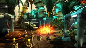 4 Star Wars Clone Wars Adventure