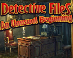 4.Detective Files An Unusual Beginning