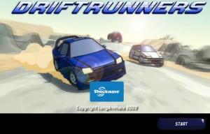5 Drift Runners Game
