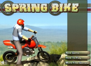 6 Spring Bike