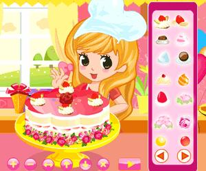 6. My Sweet 16 Cake 2