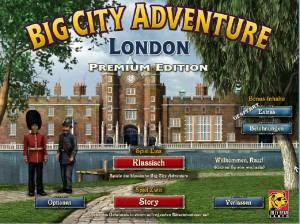 7 Big City Adventure London Deluxe