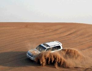 7 Dune Bashing