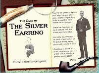 7.Sherlock Holmes the Silver Earring