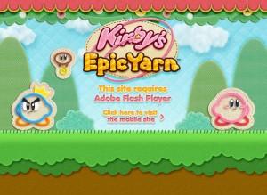 7Kirby's Epic Yarn