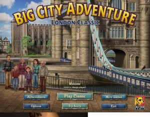 8 Big City Adventure London Classic
