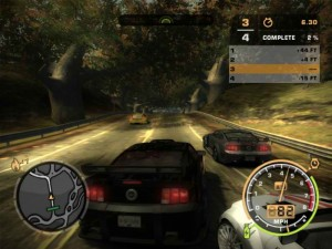 8Need for Speed Most Wanted