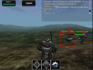 1. Armored Legion