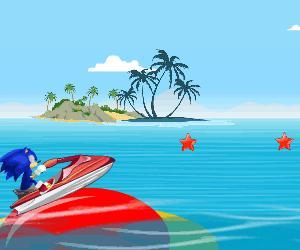 1. Super Sonic Ski 2