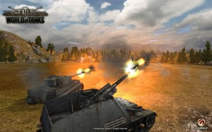 1. World of Tanks