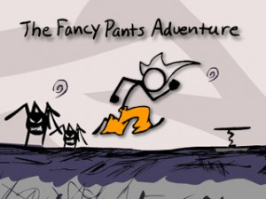 1.Fancy Pants Adventure