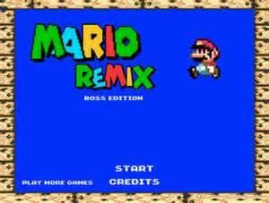 10 Mario Remix