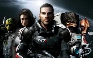 10 Mass Effect