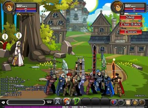 10. AdventureQuest Worlds