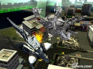 2 Godzilla Save the Earth