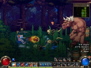 2. Dungeon Fighter Online