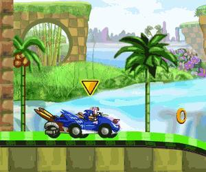 2. Sonic Racing Zone