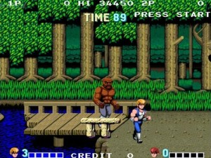 3. Double Dragon