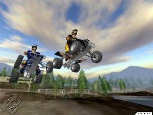 4 ATV OffRoad Fury