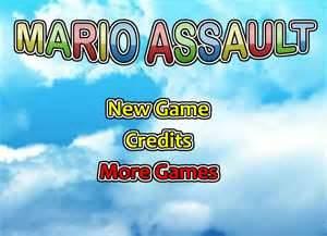 4 Mario Assault