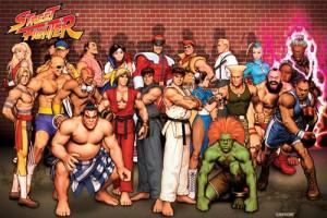 4 Street Fighter