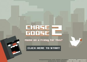 4. Chase Goose 2
