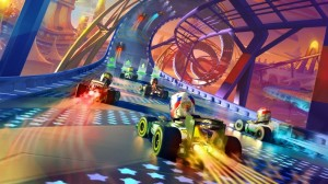 5 F1 Race Stars