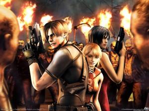 5 Resident Evil
