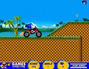 5. Sonic ATV Trip