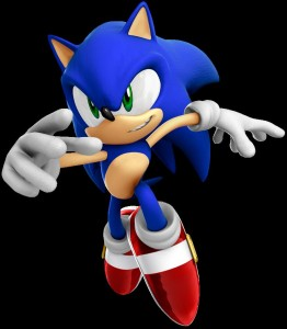 6. Sonic Racer