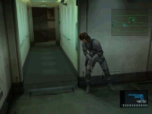 7. Metal Gear Solid 2 Sons of Liberty
