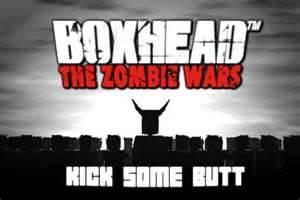 8 Boxhead the Zombie Wars