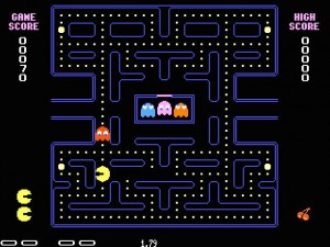 8 Pac-Man
