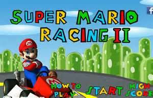 8 Super Mario Racing II