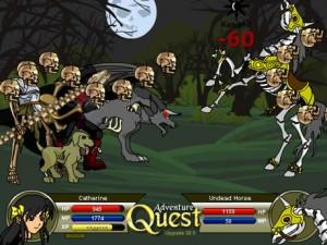 8. Adventure Quest