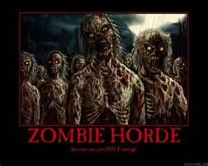 9 Zombie Horde 3