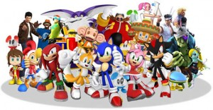 9. Sonic and Sega All-Stars Racing
