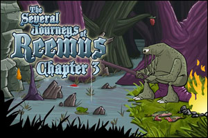 10.The Journey of Remus